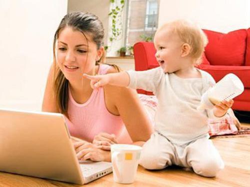 Как заработать денег если сижу дома с детьми