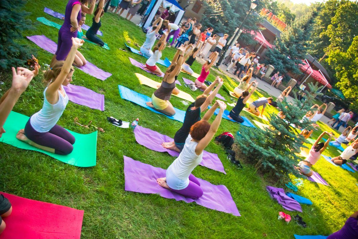 День йоги в липецке