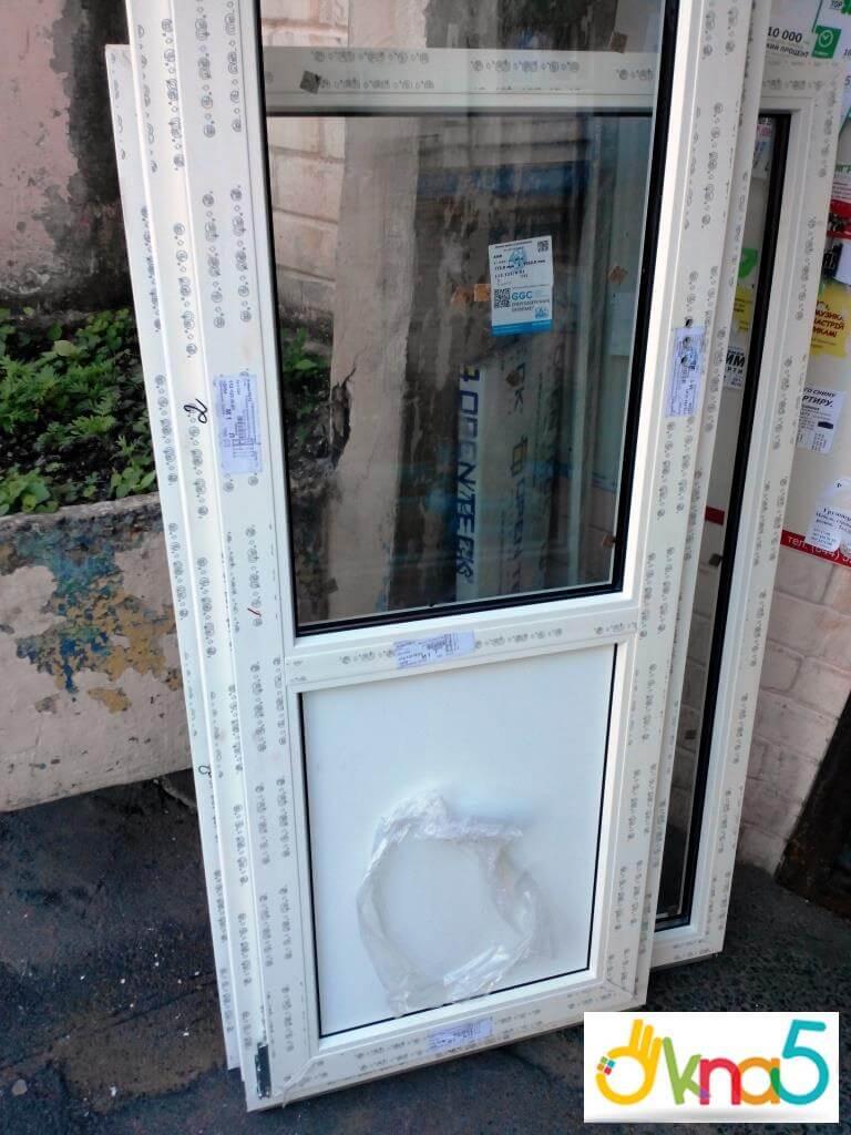 """""""Окна 5"""" ПВХ двери"""