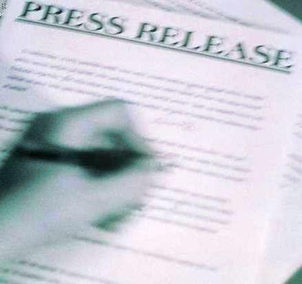 Как составить пресс релиз образец